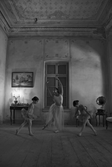 The Ballet Room