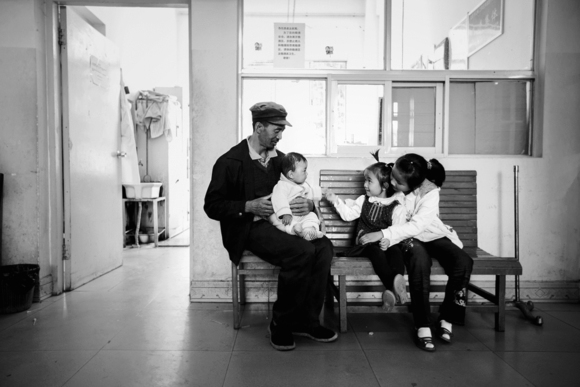 At a Children\'s Hospital in Rural Yunnan, China