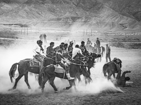 Buzkashi, A Rough Sport!