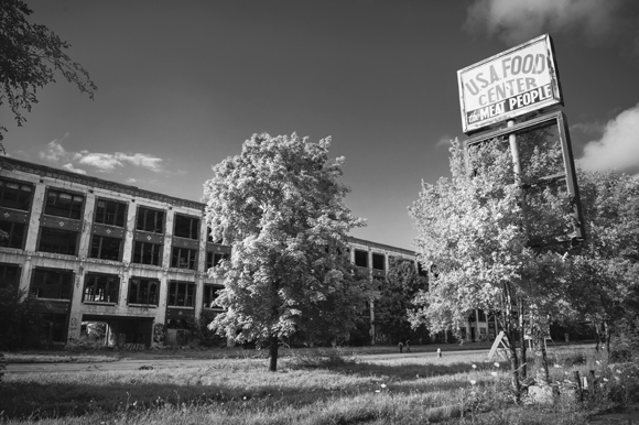 Rust Belt: Closed Factory