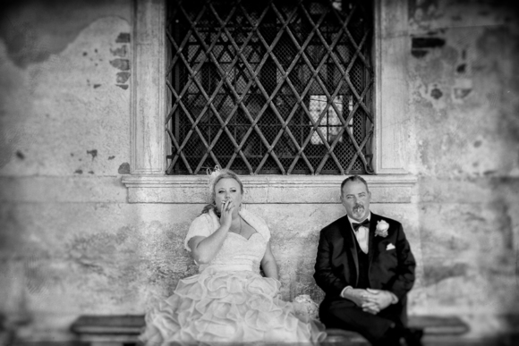 Bride and Groom Portrait (2)