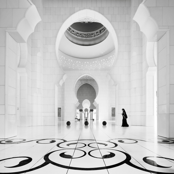 Sheikh Zayed Mosque - Study 3