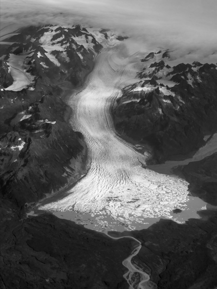 Vanishing Glacier