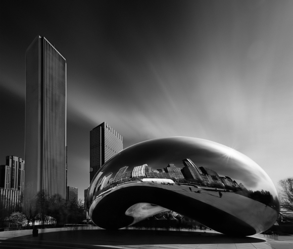 Cloudgate - City of Reflection