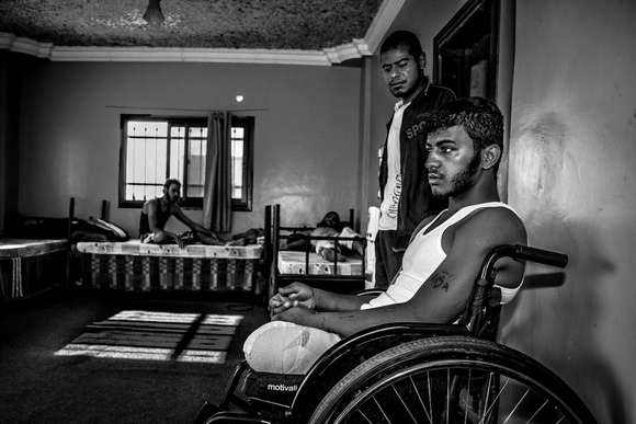 Yousef-Mohammed_War Victims