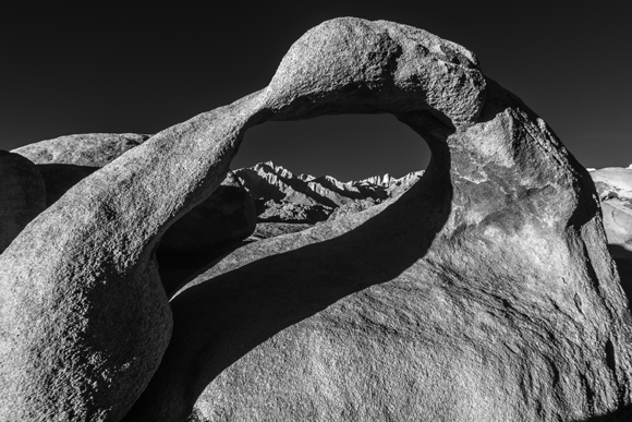 Mobius, Mt Whitney, Alabama Hills, Ca.