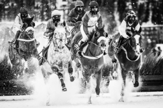 White Turf Horse Racing
