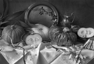 Dutch Inspired Still life