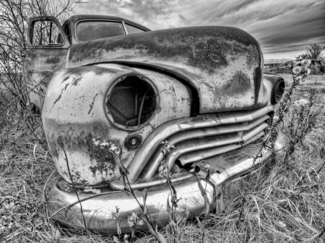 Rusting in Peace