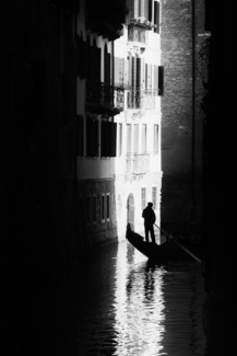 Lonely Gondolier