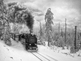 Steamtrain Brocken