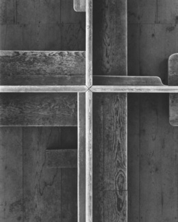 Box Pews, Looking Down, Rocky Hill Meetinghouse (1785)