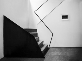 New York Gallery Stair
