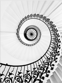 Staircase Queen's House Greenwich