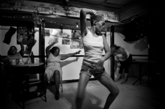 Dancing at the Juke Joint