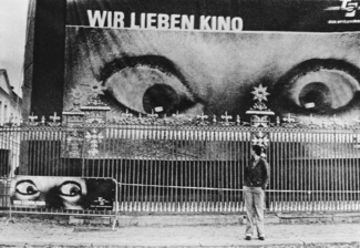 Berlin--Big Brother is watching you