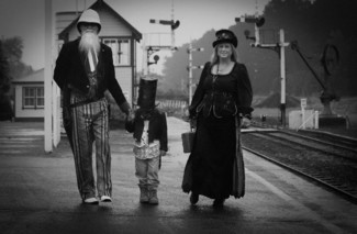 Steam Punk family