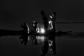 Night Fisherman