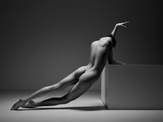 Sculptural Nude 1