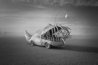 Anglerfish Art Car