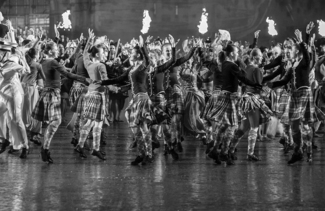 The Highland Dancers