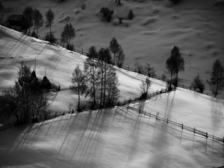 Hill Shadows