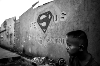 Jesus is my Superman