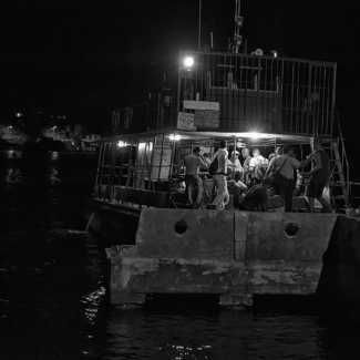 Cuban Late Night Ferry