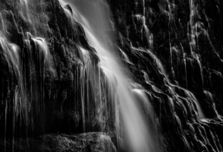 Waterfall Abstract