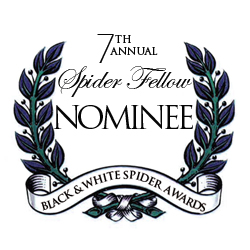 click to view seventh Black and White Spider awards