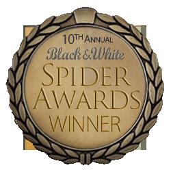 Bennett Stevens Spider Award winning photorapher