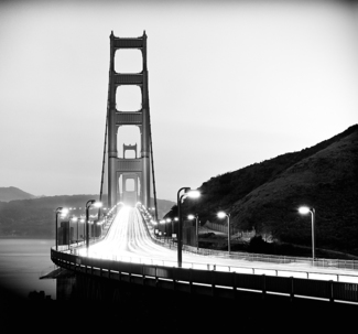 """To & From San Francisco"", Golden Gate Bridge"