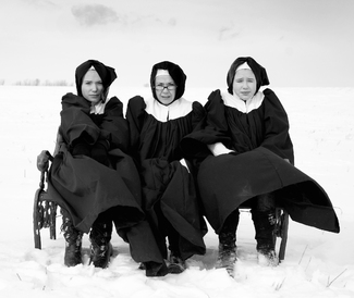 Nuns on Ice