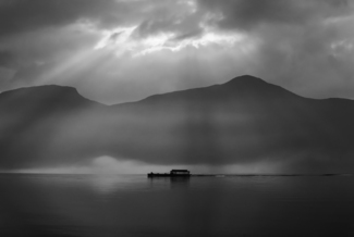 Ferry on Derwentwater