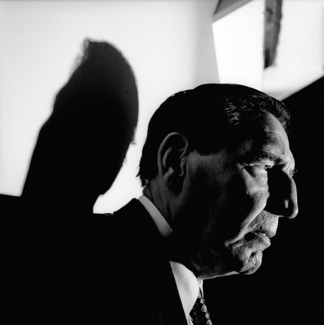 'Mad' Frankie Fraser by Mark Harrison