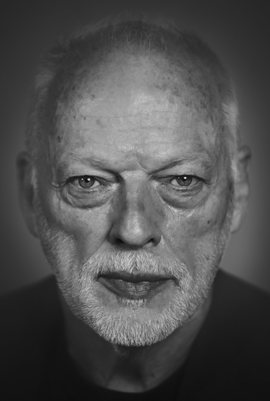 David Gilmour by Mark Harrison