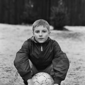 A Boy and a Ball