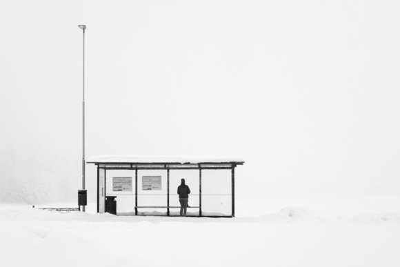 Bus Shelter Blues