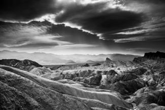Death Valley Zabrinski Point