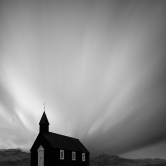 The black church - Buðir