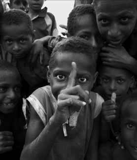 Children, Papua New Guinea