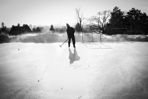Ranchdale Park Rink