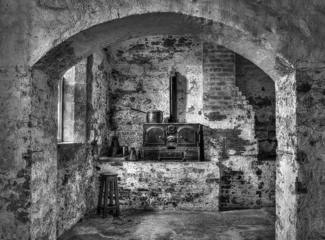 Old Castlemaine Gaol Kitchen, Australia
