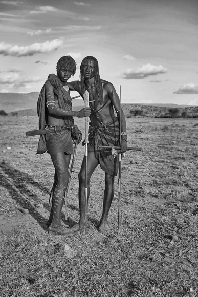 Maasai Warriors, Kenya (2)