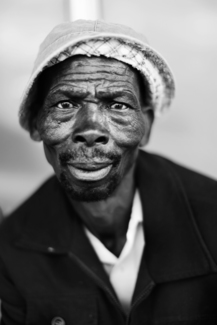 Maybe a Poor Man.. but a Wise Man from Elisras, South Africa