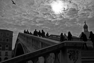 Scalzi Bridge, Venice