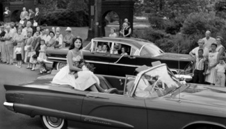 High School Queen Parade
