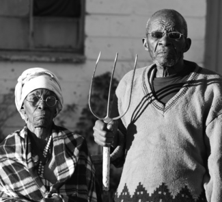 African Gothic Number 1