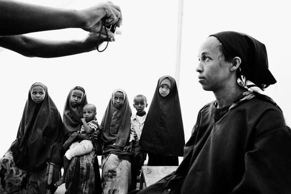 The hidden focus, waiting for humanitarian aid in Dadaab