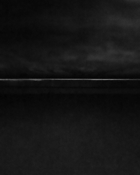 Black Sands at Midnight